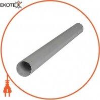 Труба ПВХ e.pipe.stand.gray.63 d63х3000 мм