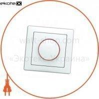 Выключатель реостатного типа 800 Вт WEGA 9101 белый