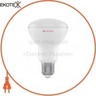 Лампа светодиодная рефлекторная R80 LR-32 10W E27 4000K алюмопл. корп. A-LR-1952
