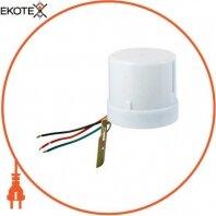 Сумеречное реле e.sensor. light-conrol.303. белый (белый), 25А, IP44