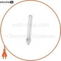 Люминесцентная лампа PL 11Вт 2700К G23 неинтегрированная