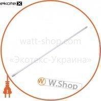 Лампа светодиодная трубчаcта евросвет 18Вт 6400K L-1200-EMC (с ЗАЩИТОЙ) T8 G13