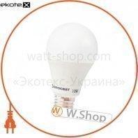 Лампа светодиодная евросвет 10Вт 4200К A-10-4200-27 ECO Е27
