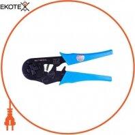 Инструмент e.tool.crimp.hsc.8.16.4 для обжима изолированных наконечников, 6-16 кв. мм