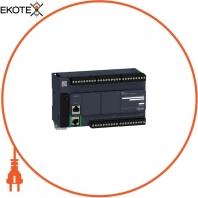 Компактный Базовый блок M221-40IO транзист источник Ethernet