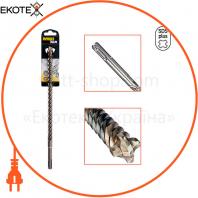 Бур SDS-Plus, XLR, 4 кромки, 8x110x50 мм DeWALT DT8922