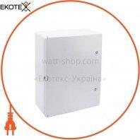 Корпус пластиковый ЩМПп 500х400х180мм УХЛ1 IP65 IEK