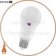 Лампа светодиодная стандартная B60 PA10L 14W E27 4000K алюмопл. корп.18-0149