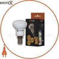 Лампа LED R39 3Вт Е14 4200K ELCOR