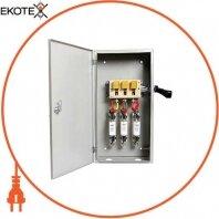 Ящик ЯПРП-100А, рубильник перекидний BP32-31B71250 IP31
