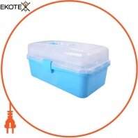 Ящик для инструментов, e.toolbox.15, 370х205х170мм