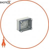 Пластиковая коробка прозрачная PK-UL IP66 192x121x105