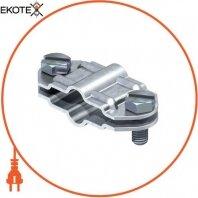 Разделительный зажим для круглых проводников d 8-10 мм и плоских проводников FL 30 мм из оцинкованной стали OBO Bettermann