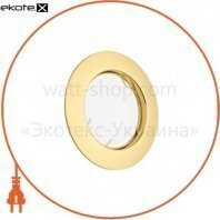 Светильник точечный_DELUX_HDL160011_MR16 G5.3 золото