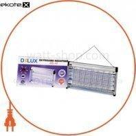 Светильник для уничтожения насекомых AKL-40 G13 3х20Вт