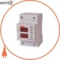 Реле контролю напруги і струму e.control.v10