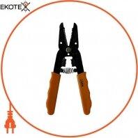 Інструмент e.tool.strip.1043.0,25.0,65 для зняття ізоляції проводів перетином 0,25-0,65 кв. мм