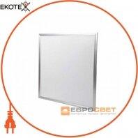 Світильник світлодіодна панель EVROLIGHT PANEL-36 6400K