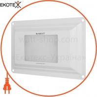 Світильник світлодіодний універсальний e.LED.univ.5.white, 5Вт, IP54, білий