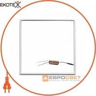 Світильник EVROLIGHT PANEL-ART-50 6400K 4000Лм світлодіодна панель