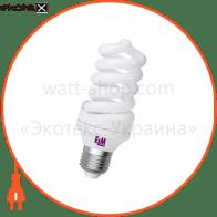 Лампа энергосберегающая ES-12 20W 4000K E27  17-0044