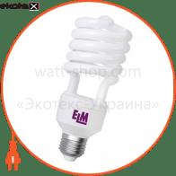 Лампа энергосберегающая ES-13 34W 4000K E27  17-0116