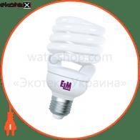 Лампа энергосберегающая ES-14 45W 4000K E27  17-0052