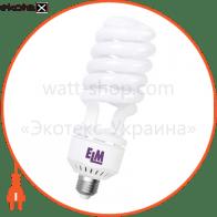 Лампа энергосберегающая ES-15 55W 4000K E27  17-0075