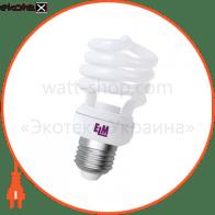 Лампа энергосберегающая ES-16 15W 4000K E27  17-0090