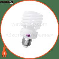 Лампа энергосберегающая ES-16 25W 4000K E27  17-0002