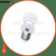 Лампа энергосберегающая ES-16 9W 4000K E27 17-0123