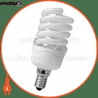 Лампа энергосберегающая FC-111 18W E14 4000K  - A-FC-1455