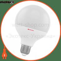Лампа светодиодная глоб G95 LG-24 15W E27 4000K алюмопл. корп. A-LG-0237