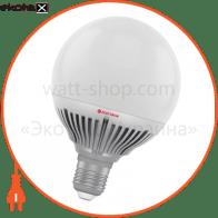 Лампа светодиодная глоб LG-36 15W E27 2700K алюм. корп. A-LG-1749