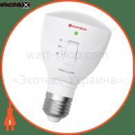 Лампа светодиодная многофункциональная(с аккум.батареей) LP-24 4W E27 4000K алюмопласт. корп. A-LP-1664