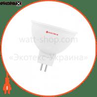 Лампа светодиодная MR-16 LR-32 5W GU5,3 3000K алюмопл. корп. A-LR-1409