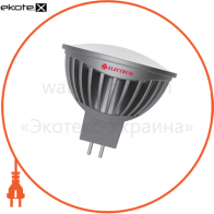 Лампа светодиодная MR16 LR-19 7W GU5,3 2700K алюм. корп. A-LR-0251