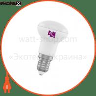 Лампа светодиодная R39 PA-11 4W E14 4000K алюмопл. корп. 18-0026