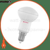 Лампа светодиодная R50 LR-7 6W E14 3000K алюмопл. корп. A-LR-0235