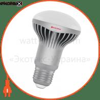 Лампа светодиодная R63 LR-21 9W E27 2700K алюм. корп. A-LR-1755