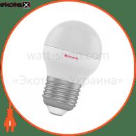 Лампа светодиодная шар LB-2 2W E27 4000K алюмопласт. корп. A-LB-1844