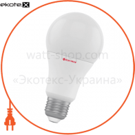 Лампа светодиодная стандартная А60 LS-14 12W E27 2700K алюмопл. корп. A-LS-0230