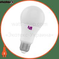 Лампа светодиодная стандартная B60 PA10 10W E27 2700K алюмопл. корп. 18-0006