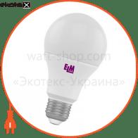 Лампа светодиодная стандартная B70 PA-10 15W E27 4000K алюмопл. корп. 18-0009