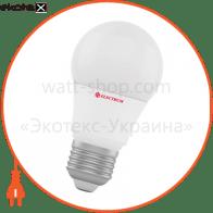 Лампа светодиодная стандартная LD-7 7W E27 4000K алюмопл. корп. A-LD-1359