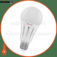 Лампа светодиодная стандартная LS-28 18W E27 4000K алюмопл. корп. A-LS-0359