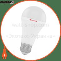 Лампа светодиодная стандартная LS-28 18W E27 4000K алюмопл. корп. A-LS-0442