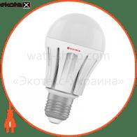 Лампа светодиодная стандартная LS-30 11W E27 2700K алюм. корп.  A-LS-0994