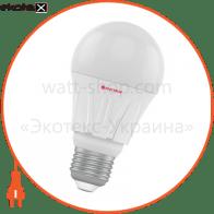 Лампа светодиодная стандартная LS-30 15W E27 3000K алюмопл. корп. A-LS-0274