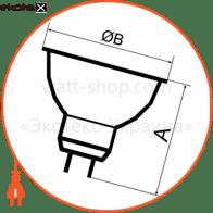 A-LR-0087 Electrum светодиодные лампы electrum mr16 4w gu5.3 4000 cr lr-9